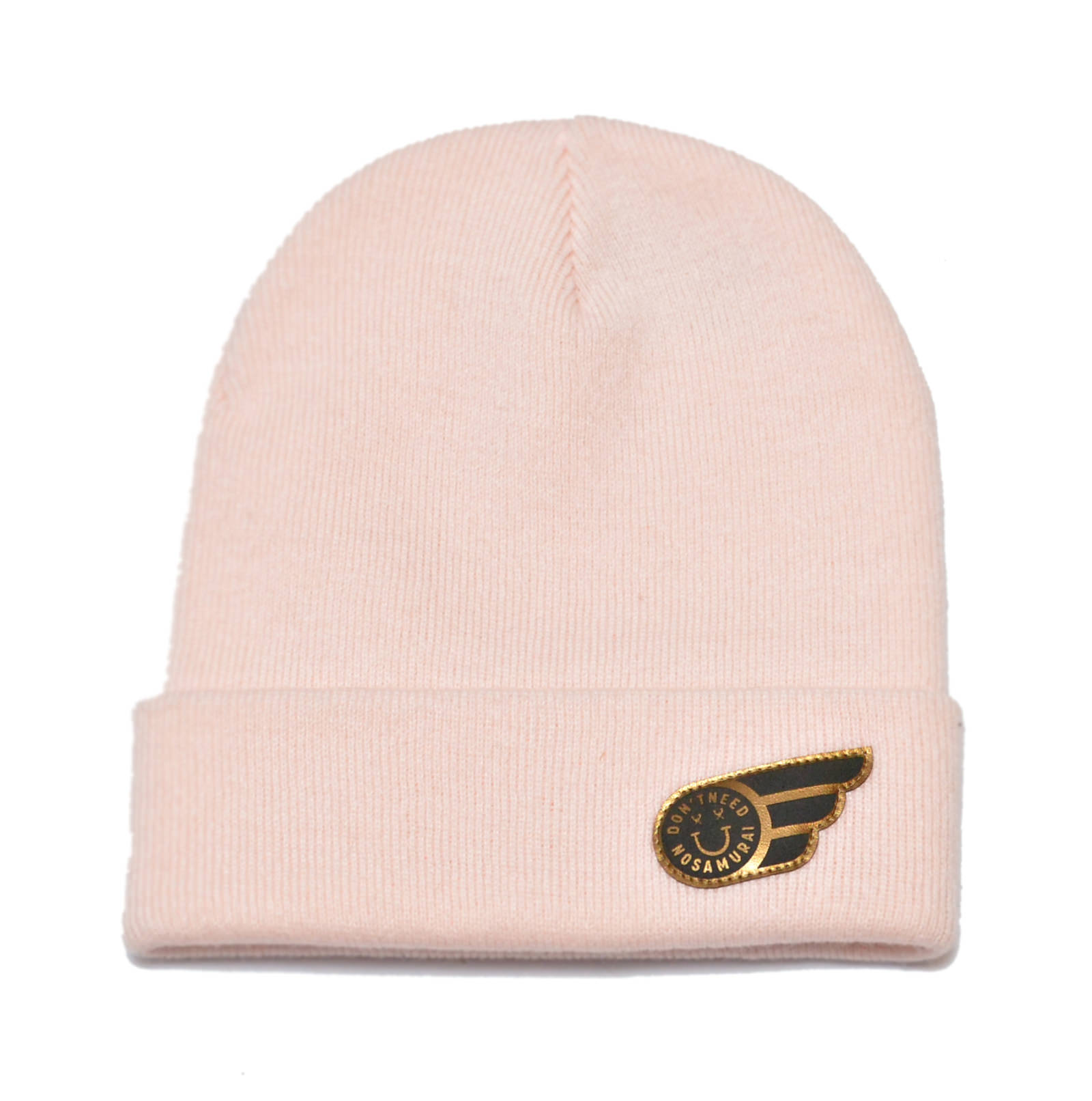 PINK BEANIE SMILE